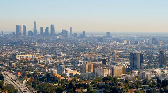 Los Angeles home sales have taken a tumble