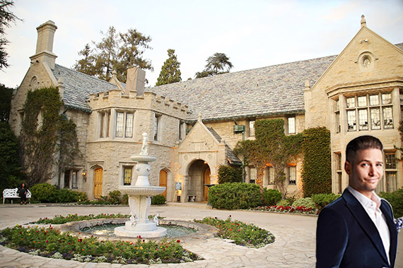 Playboy Mansion Price Larry Flynt