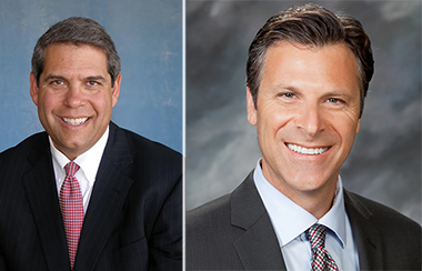 Chris Cooper and Peter Sherman of Avison Young