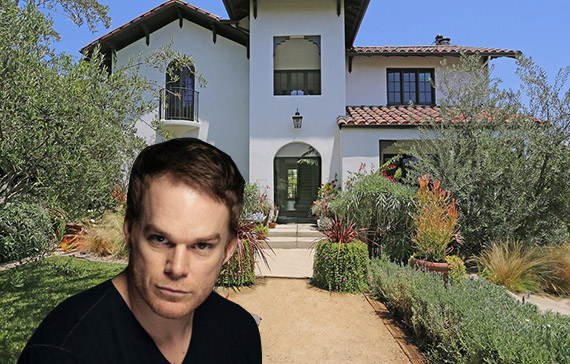 Michael C. Hall and his Los Feliz home