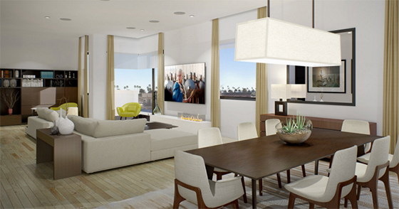 Pacific Star condo project Beverly Hills