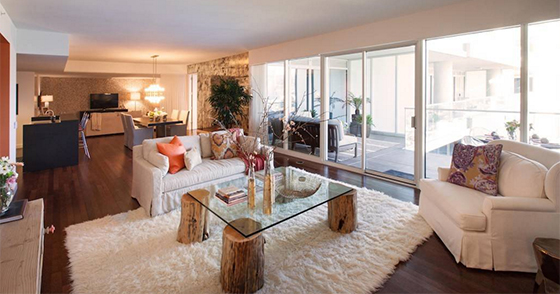 Penthouse 12C at the W Hollywood