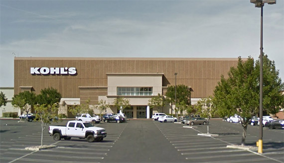 The Kohl's West Hills location