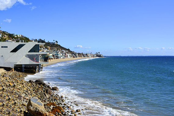 Summer homes in Malibu are in demand