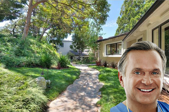 Dr. Drew Orden and the Bel Air property