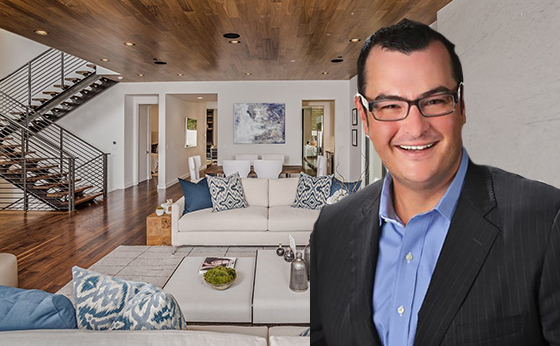 A home recently sold in Westwood at 1411 Woodruff Avenue and broker David Berg