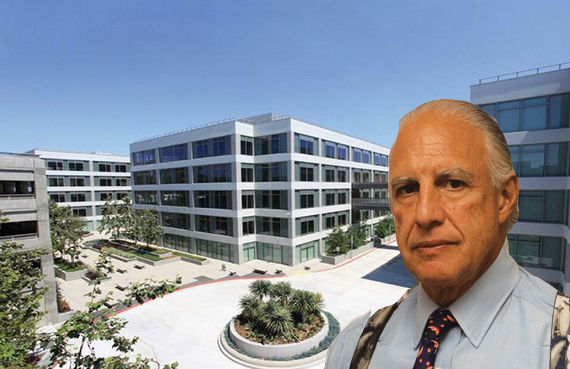 Edward Minskoff and the Bluffs at Playa Vista