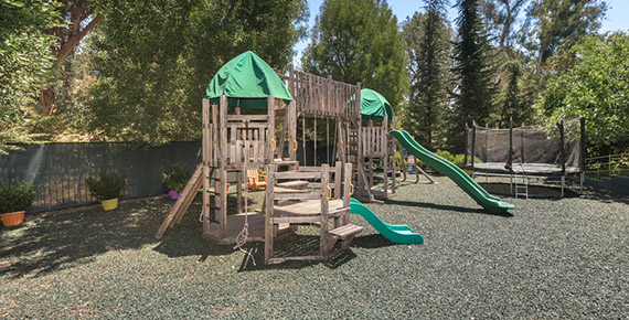 The Happy Times play area
