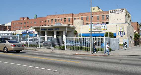 Building for sale at 732 South Vermont Avenue