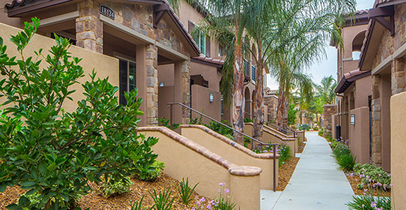 The town houses at 18179 West Terra Verde Place