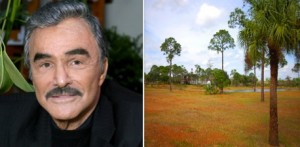 Burt Reynolds and Jupiter Farms