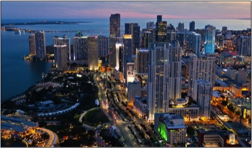 New yorkers abandon big apple to buy in the sunshine state for Achat maison miami