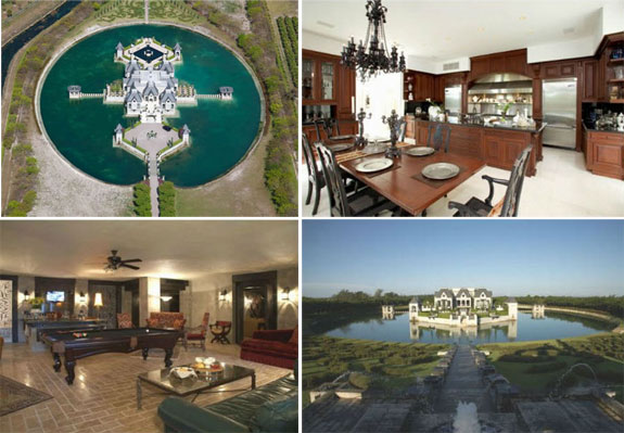 Moat Mansion Charles Sieger 25791 Sw 167th Ave