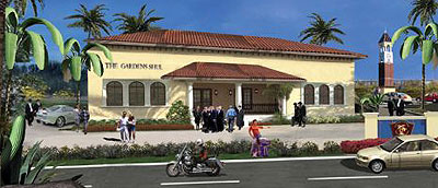 Chabad in the gardens 7025 fairway dr palm beach temple for Fire in palm beach gardens today