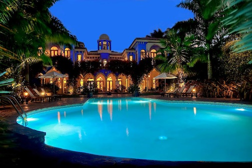 P Diddy S Star Island House