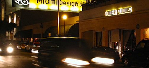 Design district s power studios building on block for 8 2 for Achat maison miami