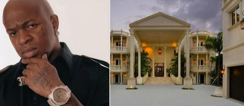 Rap star birdman was buyer in 14 5 million palm island for Achat maison rap
