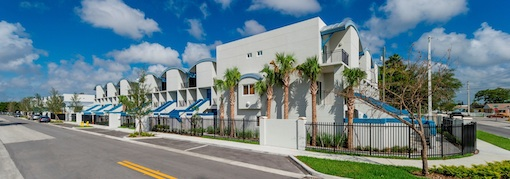 Parkview Gardens Apartments Miami