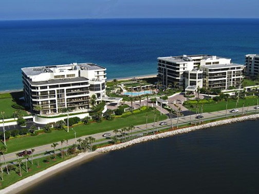 Condo sales show big increase in palm beach immobilier for Achat maison miami