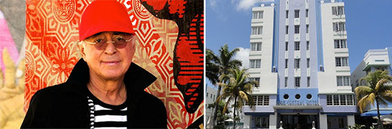 Tony Goldman and the Park Central Hotel at 640 Ocean Drive