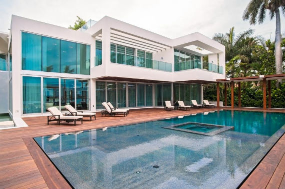 Star Island home developed by Todd Glaser and the Posner Group