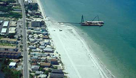 Miami-Dade beach replenishment
