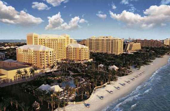 Grand Bay Towers in Key Biscayne