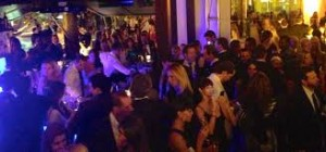 A house party in Miami