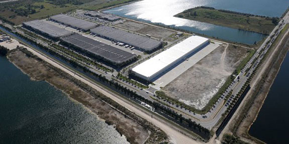 Prologis Beacon Lakes Business Park
