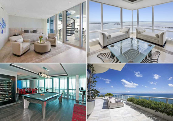 Most Expensive South Florida Condo Listings Miami Beach