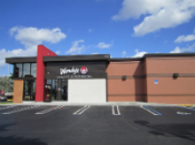 Wendy's at 7560 NW 186th St.in Hialeah is part of a 12-restaurant portfolio that sold for $26.5 million.