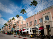 A view of downtown Boca Raton, which may soon get several taller buildings.