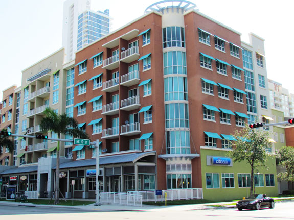 Cite Condominiums in Miami