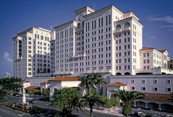 The Alhambra in Coral Gables