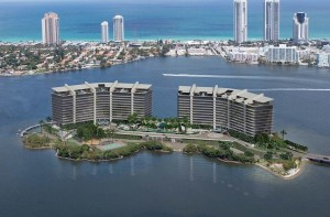 Rendering of Prive at Island Estates