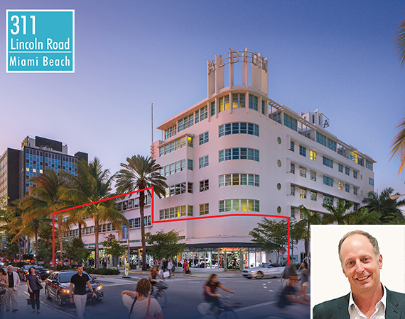 311 Lincoln Road and Jason Rubell
