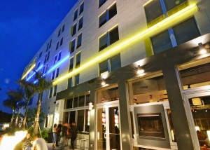 Aloft and Element Hotels