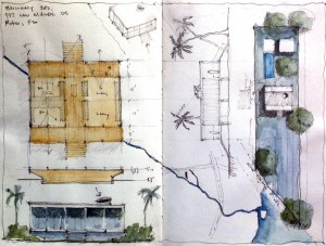 Plans for the house