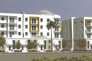 Rendering of Uptown Delray