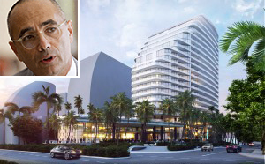 Nadim and Four Seasons Hotel & Private Residences, Fort Lauderdale