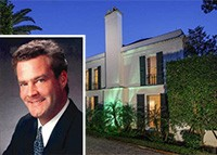 Greg Weadock and Ed Falcone's Palm Beach estate