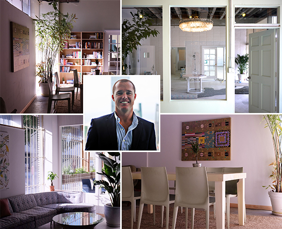 MADE co-working space and Thomas Conway
