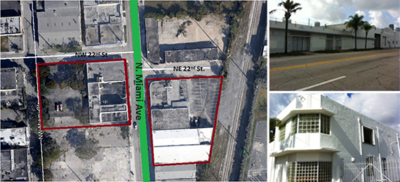 North Miami Avenue properties under contract in Wynwood