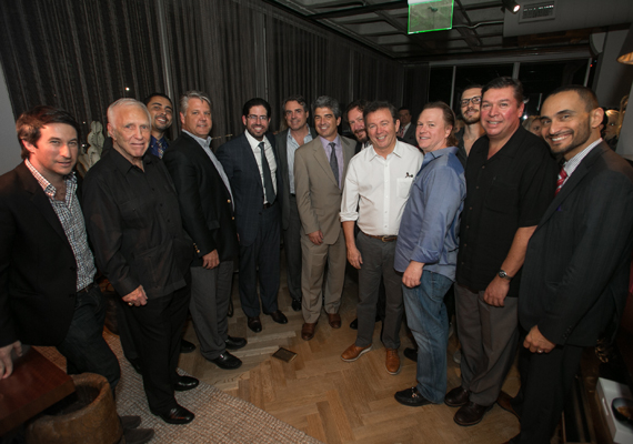 Coconut Grove Roundtable for Retailers panelists