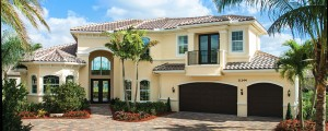A residence in GL Homes' development in West Palm Beach
