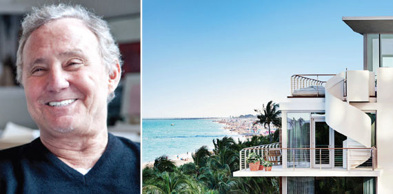 Developer Ian Schrager commissioned 25 ultra-luxury residences for the top floors of his Miami Beach EDITION project.