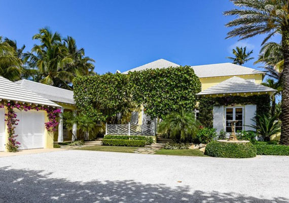 1021 North Ocean Boulevard Palm Beach $28.75M