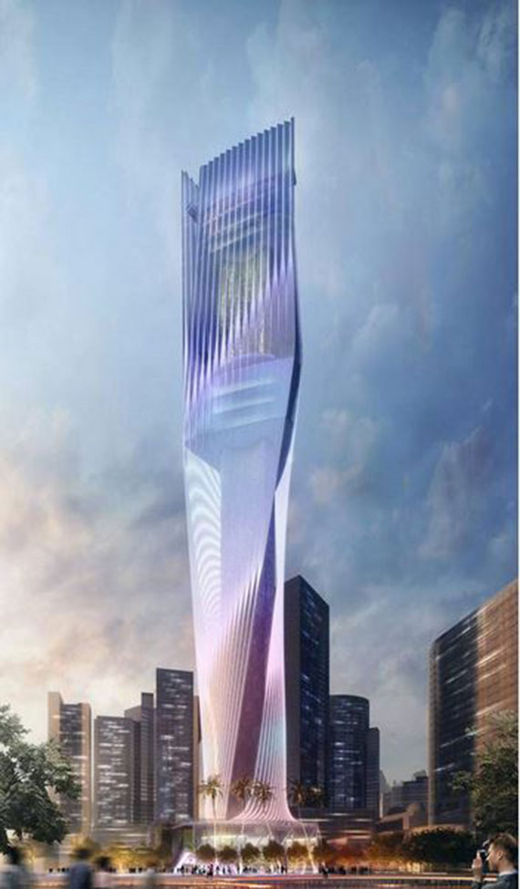 Proposed Miami Innovation Tower
