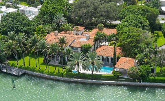 92 La Gorce Circle Miami-Dade $18.75M