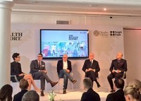 Knight Frank Wealth Report panel
